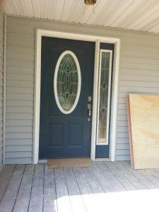 Brewer Front Door