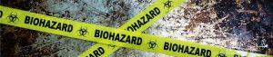 biohazard image